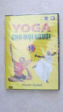 Yoga cho moi nguoi do Master Kamal DVD in vietnamese language tieng viet tap 11