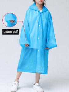 Cartoon Waterproof Kids Raincoat For Children Rain