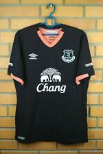 Everton jersey medium 2016 2017 away shirt soccer football Umbro