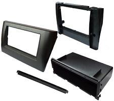 Adaptateur Autoradio Façade Cadre Réducteur 1DIN ou 2DIN pour Fiat Stilo 2001+
