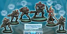 Infinity BNIB Combined Army - Morat Aggression Forces Sectorial Starter Pack