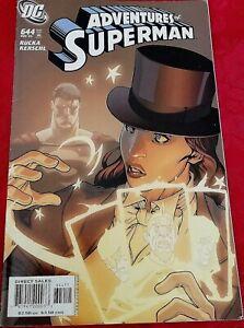 °ADVENTURES OF SUPERMAN #644: Blame & Remorse°US DC 2005 Superman & Zatana