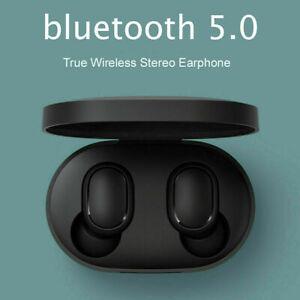 Sports Air Wireless Bluetooth 5.0 Headphones TWS Earbuds Earphones Mic iPhone 11