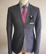 BNWT SWEAR & MASON LUXURY SUIT FINE ENGLISH TAILORING SLIM FIT 40x34x32
