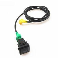 RCD510 USB Switch Cable Adapter For VW Passat B6 B7 Jetta Golf MK6 Tiguan Polo