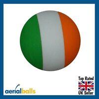 SALE...Irish Ireland Eire Ball Car Aerial Ball Antenna Topper