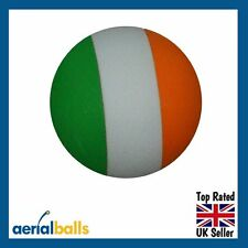 SALE...Irish Ireland Eire Ball Car Aerial Ball Antenna Topper