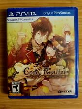 Code Realize : Future Blessings (PS Vita) BRAND NEW / Region Free