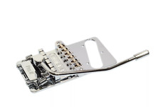 Stetsbar EZ Bolt-On Tremolo Pro II CHROME - Fits Telecaster guitars no routing!