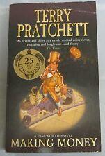 Making Money by Terry Pratchett (pbk)