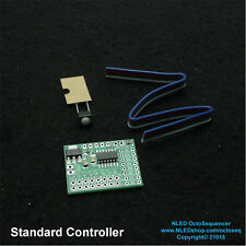 NLED OctoSequencer LED Controller - 8 Channels, Models, Trains, Dioramas