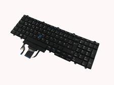 Tastatur Dell 02R2P6 für Dell Latitude E5550 backlit Deutsch NEU QWERTZ