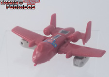 VINTAGE 1980S G1 TRANSFORMERS POWERGLIDE - NO RESERVE! -