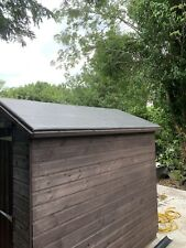 EPDM Rubber Roofing Shed Kit 2.8x1.6  Shed Roof Felt Rabbit Hutch Summer House M