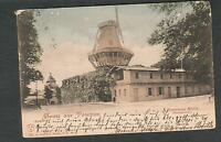Germany 1901 Gruss Aus Potsdam post card to Lucie Timme w 85th St New York