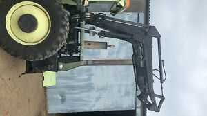 MB trac loader. Front or rear mounted