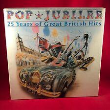 VARIOUS Pop Jubilee 1983 UK 8 X Vinyl LP box set  EXCELLENT CONDITION 70s Hits B