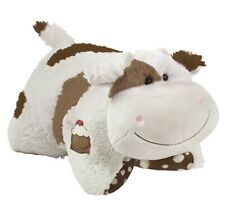 Pillow Pets Chocolate Milkshake Scented Cow Pillow IN TIME FOR CHRISTMAS!