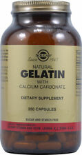 Solgar Gelatin Capsules 250ct