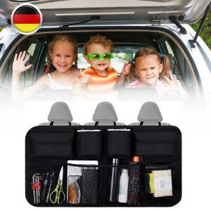 Auto KFZ-Rücksitz Kofferraum Organizer Faltbarer Aufbewahrungstasche Wasserdicht