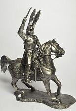 Soldado De Plomo Juguete, con alas húsar, en el caballo, Coleccionable, rara, Regalo, na