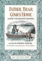 Father Bear Comes Home (I Can Read Level 1) by Else Holmelund Minarik