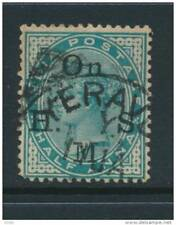 INDIA, squared Circle postmark YERAVDA (D)