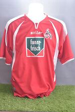 FC Koln Football Shirt Adult Home L/XL Saller Konstantinidis 5 04/05