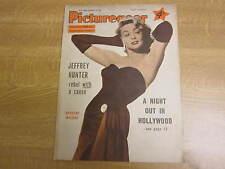 September 1956, PICTUREGOER, Dorothy Malone, Jeffrey Hunter, Joan Crawford.