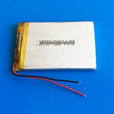 3.7V 1400mAh LiPo Rechargeable Battery for DVD GPS Camera Speaker PAD PSP 454261