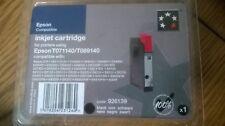 5 Staroffice T0711 T0891 Cartucho para Epson Stylus (no Original Epson Tintas)