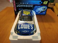 Jimmie johnson 2006 1/24 Lowes
