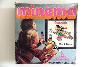 Toy Projector Vintage Toys Meccano Minema Walt Disney Works