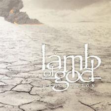 Lamb of God : Resolution CD (2012)