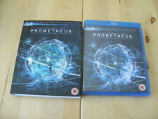 Prometheus (3D Blu-ray, 2012) 3D & 2D DISCS - Ridley Scott - 3 Disc Collector's