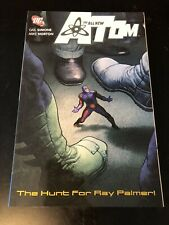 DC The All New Atom - My Life In Miniature #12-16 TPB 1st Print 2007 Comic