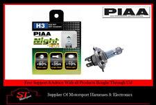 Piaa noche Tech H3 Bombillas 55W produce 125W HE821