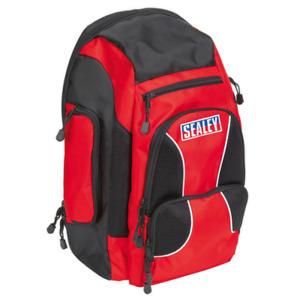 Sealey AP517 Backpack Heavy-Duty 480mm  Tool Bag Rucksack