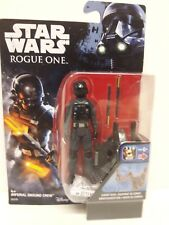 """STAR WARS Rouge One Figure Imperial Ground Crew Figure 3.75"""" New and Sealed"""