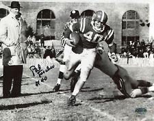 Pat Fischer Nebraska Cornhuskers Autographed 8x10