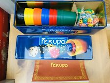 Paul Lamond Games PERUDO The Classic Game Of Liar Dice In a Tin Travel Game
