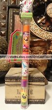 LIP SMACKER 4pc Set FUZZY BUNNY Balm+Topper EASTER Gummy+Cookie+Jelly Bean 3c