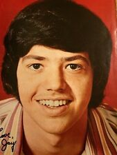 Jay Osmond, The Osmonds Brothers, Ben Murphy, Double Full Page Vintage Pinup