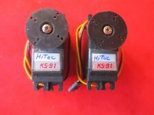NEW HI TEC KS-91 SERVOS (2) OLD STOCK