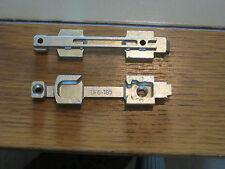 GU Kippschließplatte UF8-185 Kippschließblech 8-00185 silber verzinkt Neu