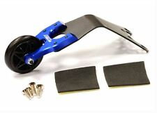 Integy Aluminum Wheelie Bar Traxxas Rustler Slash Stampede 2WD VXL Blue