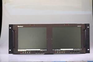 Marshall V-R82P Dual Monitor