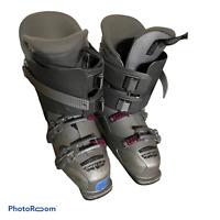 🍊 Dalbello VT Vantage 4F Ski Boots - 320 mm / Mondo 27.5 GRAY MENS Used M9