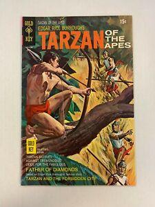 Tarzan Of The Apes #191 April 1970 Edgar Rice Burroughs