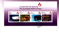 "2014 FDC. A Century of Service: The Australian Defence Force M.S. FDI ""CANBERRA"""